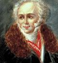 Eugène Isabey  - Self portrait