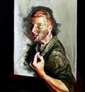 Eric McClain - Self portrait