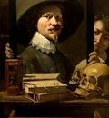Antoine Steenwinkel - Self portrait