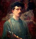 Kurt Peiser  - Self portrait