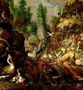 Roelandt Savery  1576 - 1639