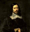 Peter van Lint - Self portrait