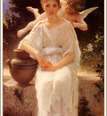 bs Adolphe William Bouguereau Young Love