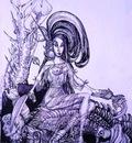 the princess from Vega