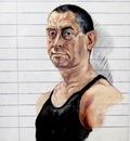 Dirk Steppe - Self portrait