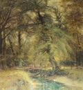 Franz Courtens  1854 - 1943