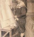Artist Léonce Pion  1896 - 1988