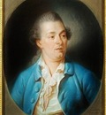 Jean François Legillon - Self portrait