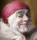 Armand Henrion  -  Self portrait