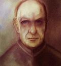 Paul Gosselin -Self portrait