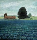 Paul Gosselin - The Cauliflower field