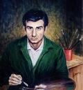 Guido Mazulli - Self portrait