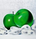Paquita Six - Green apples