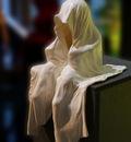 time guardians light ghosts time keepers waechter der zeit contemporary light art sculpture skulptur sculptor bildhauer manfred kielnhofer stilwerk wien design tower vienna designkooperative