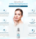 Letilleul Skin Serum Make you youthful!
