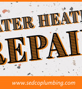 El Cajon Water Heater Repair