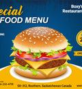 Boxy's Restaurant - Burger Near Me