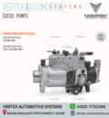 Vertex Diesel Pump