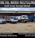 sell your scrap metals