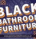 Black Bathroom Furniture