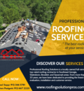 Providing Trusted Roofing Solutions for Many Years