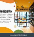 Promotion Vin
